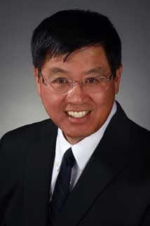 Real Estate Agent Richard Wong