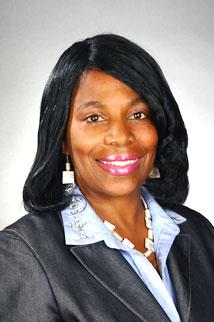 Real Estate Agent Mona Johnson