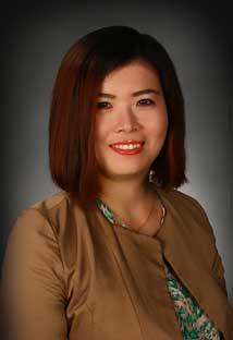 Real Estate Agent Pei Liu
